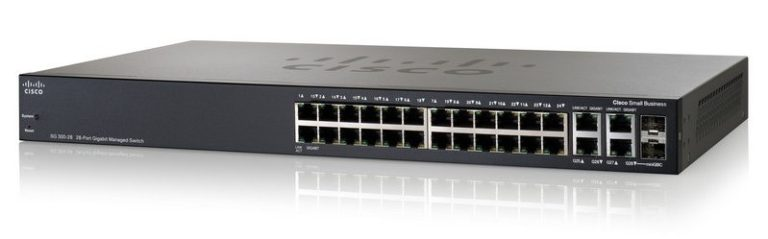 switches-sg300-28-28-port-gigabit-managed-switch