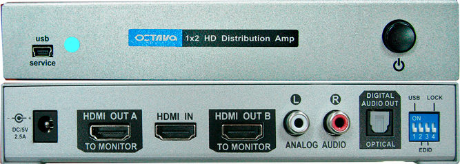 HDMI-1x2-audio-converter-front-back-view1